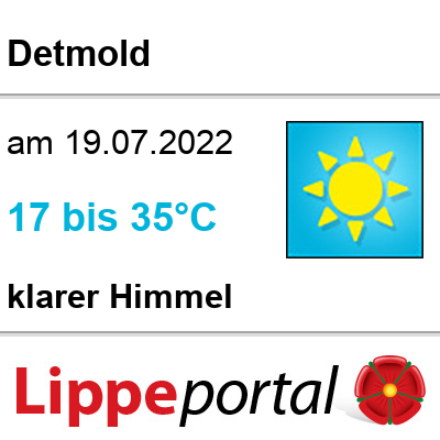 Wetter in Lippe